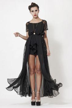 dos vestidos en uno