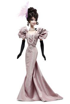 Photo of La Belle Époque Barbie® Doll 2012 for fans of Barbie: Dolls Collection.