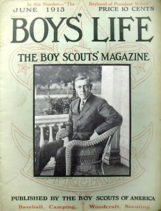 Boys' Life 1913-06