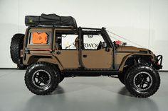 Bug out jeep Jeep Wrangler Rubicon, Jeep Wrangler Unlimited, Jeep Accessories, Wrangler Accessories, Jeep Jku, Jeep Brand, Jeep Mods, Bug Out Vehicle, Custom Jeep