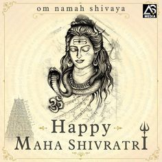 Wishing you all a very Happy Maha Shivratri ! May Lord Shiva grant all your wishes and bless you with everlasting happiness. ॐ Namah Shivay , ॐ Namah Shivay ॥ ║ Har Har Mahadev ║║ Har Har Mahadev ║ Lord Shiva, Wish, Advertising, Happiness, Branding, Digital, Happy, Movies, Movie Posters