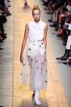 ディオール(Dior)2017年春夏コレクション Gallery34