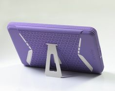Poetic Shell Shock Duo HardShell, Heavy Duty Silicone Case with build in Stand-White/Purple-3 Year Manufacturer Warranty From Poetic by Poetic, http://www.amazon.com/dp/B007TB2K56/ref=cm_sw_r_pi_dp_mnkDqb17BY2AC