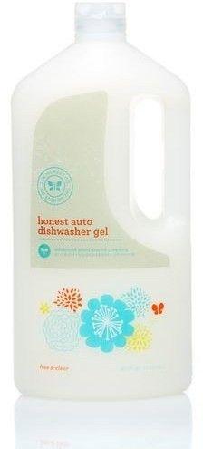 Honest Auto Dishwasher Gel Organic Cleaning Products, Spring Cleaning, Plant Based, Dishwasher, Dishwashers