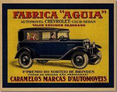 """Cartaz de 1920 da """"Litografia Nacional"""" e anúncio alusivo ao cinquentenário da mesma"""