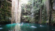 14 naturlige svømmebassenger