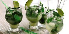 Mojito Wine - a twist on the classic mojito.