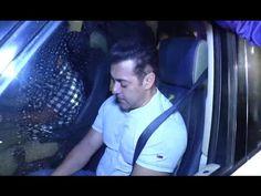 Salman Khan Attends Shahrukh Khan Party 2016 At Mannat.