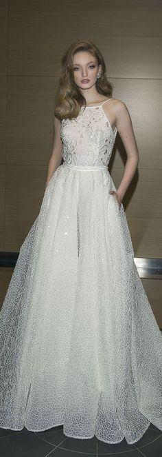 Dany Mizrachi 2016 Wedding Dress - Belle The Magazine