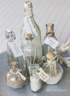 Create beautiful decor that is full of meaning from the places you have been vacationed to!