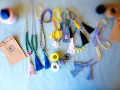 Bringing the Tassel collection together. Check the whole range out at www.kurrajongpoloco.com.au