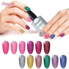 http://www.hdzstore.com/products/fairyglo-10ml-gel-nail-polish-bling-neon-series-nagellak-uv-lamp-soak-off-glitter-gel-polish-nail-gel-color-1pcs-vernis-a-ongle?utm_campaign=social_autopilot&utm_source=pin&utm_medium=pin  #freeshipping #ebay #shopping #shop #buy #shops #usa #hdzstore #amazon