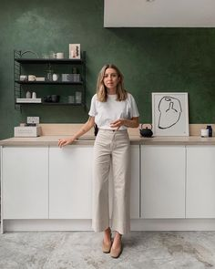 I'm Redecorating My House—These Are the Fashion People I'm Stealing Ideas From outfits style summer teenage frauen sommer for teens outfits High Street Fashion, Fashion Mode, Work Fashion, Street Style, Womens Fashion, Korean Fashion, Spring Fashion, Style Fashion, Looks Style