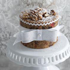 Egg-free fruitcake