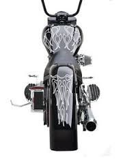 Image result for ghost flames silver and black