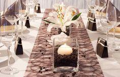 ... feinen Details - Tischdekoration