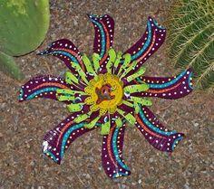 Tin Can Flowers | Tin Can art | Pinterest