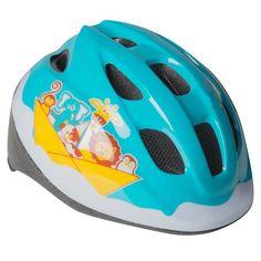 12,99€ - VELO Equipement du cycliste - CASQUE VELO BEBE 300 BLEU - B'TWIN