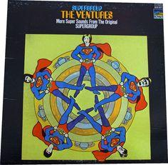 The Ventures - Supergroup by Tommer G, via Flickr