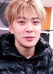 charming jaehyun killing us with his cuteness 😍😍😍
