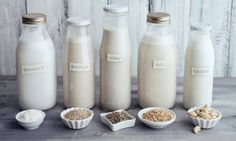 Sick Of Almond Milk? The Dairy-Free Alternative You'll Want To Use In Everything