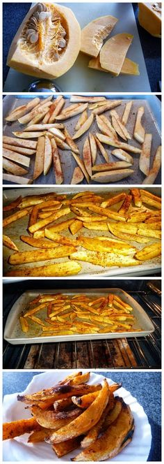 Acorn Squash Fries - these are AWESOME!!http://pinterest.com/pin/205617539211522143/