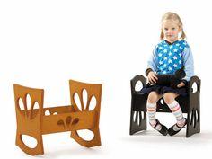 Baby cradle/ bench