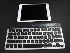 Logitech Bluetooth Easy-Switch Keyboard for Mac, iPad + iPhone