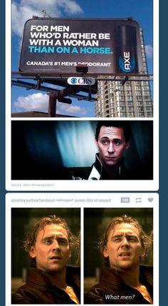 Oh...Loki!
