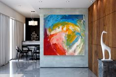 Large Abstract wall art,Original Abstract wall art,original abstract,painting original,bathroom wall art,acrylic textured FY0096
