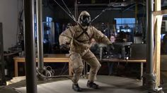The Pentagon's army of space-age robot warriors is getting a lot more real.