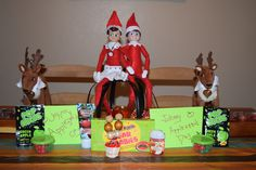 The Elf on the Shelf - Johnny Appleseed Day