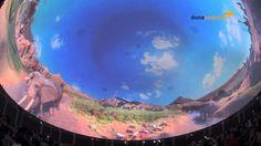 EXPO 2012 Korea Pavilion -- 30m fulldome movie attraction