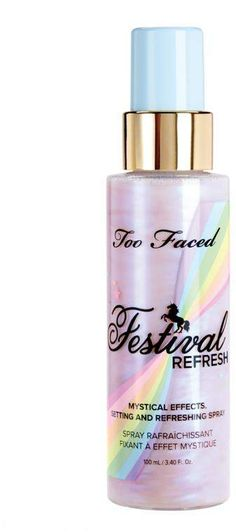 Too Faced Festival Refresh Setting & Refreshing Spray $24.00 http://shopstyle.it/l/yISC