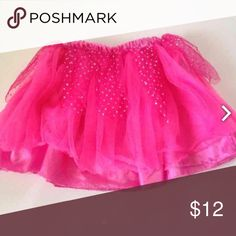 2T Dress up tutu States one size but fits 1-3yrs great for playing dress up Bottoms Skirts