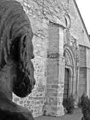 Parroquia de Santiago. S.XVI. Lucena (Córdoba)