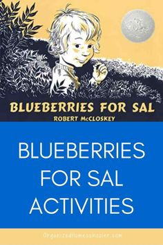Read Blueberries for Sal and then do these cute activities. These ideas are the perfect way to extend the fun of the book. They are perfect for preschool, kindergarten, first, and even second grade.