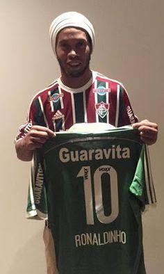 Rádio Web Mix Esporte&Som: Ronaldinho Gaúcho rescindiu contrato com o Flumine...