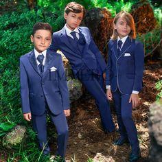IK 4643 SX - IK 4647 CENTR - EG 80B-17 DX #damigelle #paggetto #wedding #matrimonio #nozze #blu #blue