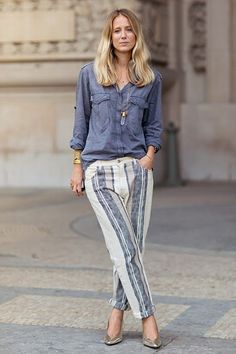 STREET STYLE INSPIRATION; LAST DAYS OF SUMMER: Your Perfect Look waysify