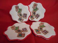 Mahjongg Coasters