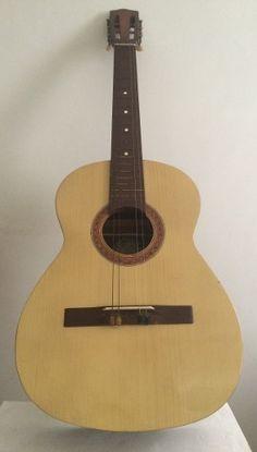 violão antigo
