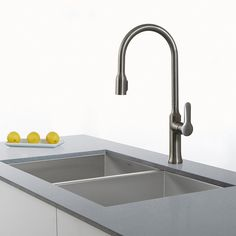 Kraus Kitchen Faucet Design Rochester Ny 41 Best Faucets Images Reviews Kpf 1640ss Modern Nola Single Lever Flex Commercial Style Stainless Steel