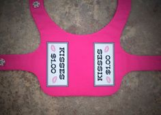Fundraising Vest for your Dog Rescue or Shelter - Use at your Adoption Events or Special Events - Kisses 1.00 on Etsy, $21.00