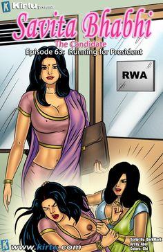 Kirtu Savita Bhabhi Episode 63-64 The Candidate