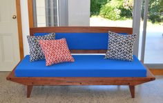 Recycled Furniture Retro Daybed