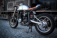 The Keeper - Yamaha XJ900 Cafe Racer ~ Return of the Cafe Racers