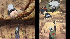 The picture you show to people who say Kakashi is lame.