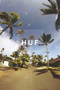 Huf clothing