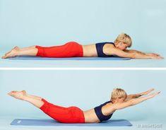 15 gyakorlat a tökéletesen formás testért, amit otthon is végezhetsz | Kuffer